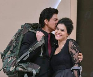 bollywood, shah rukh khan, and dilwale image