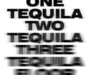 tequila, drink, and drunk image
