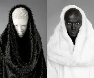 fashion, shaun ross, and papis loveday image