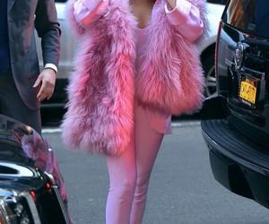 rihanna, pink, and riri image