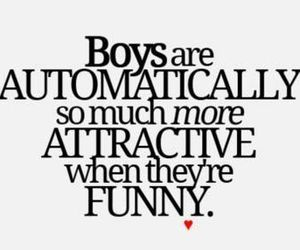 boy, quote, and funny image