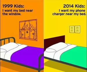funny, kids, and bed image