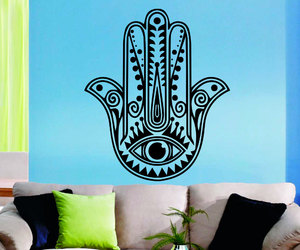 wall decals, bedroom decals, and wall decor image
