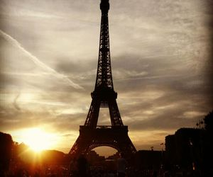 france, sky, and sungoesdown image