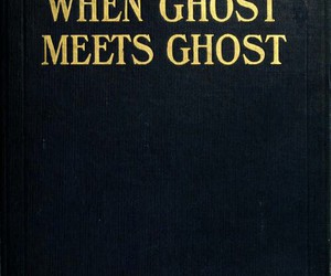 ghost, meet, and quote image