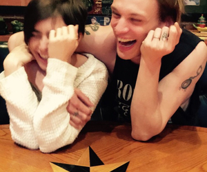 Jamie Campbell Bower, clary fray, and jamily image