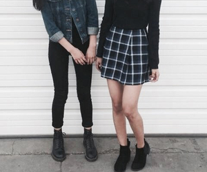 grunge and style image