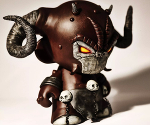 demon, design, and dunny image