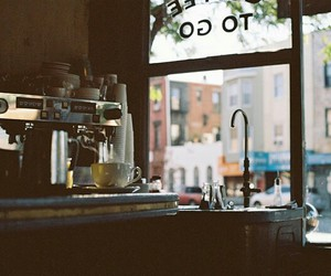 cafe and vintage image