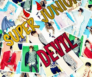 Devil, donghae, and eunhyuk image