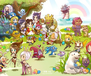 league of legends, lol, and game image