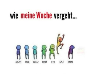 haha, laught, and samstag image