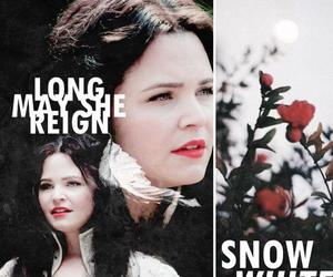 once upon a time, snow white, and ginnifer goodwin image
