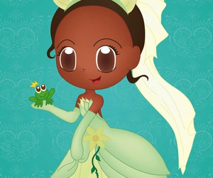 tiana, disney, and princess and the frog image