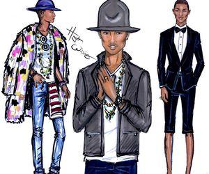 hayden williams, draw, and Pharrell Williams image