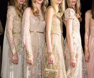 elie saab and fashion image