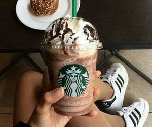 awesome, starbucks, and coffee image