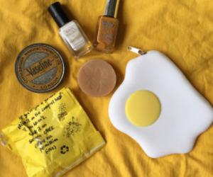 yellow, aesthetic, and bambi image