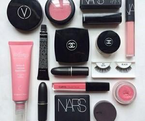 makeup, nars, and chanel image