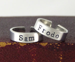 best friends, frodo, and handmade image
