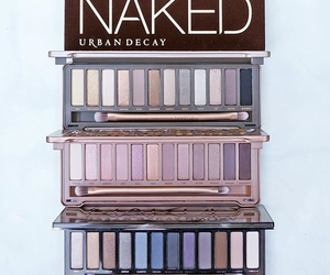 makeup, urban decay, and beauty image