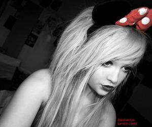 girl, red, and cute image