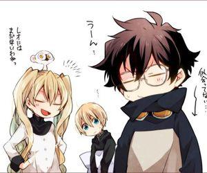 anime, Leo, and william image