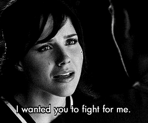 one tree hill, fight, and quote image