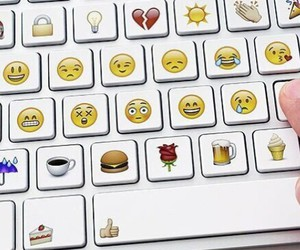 emoji and keyboard image