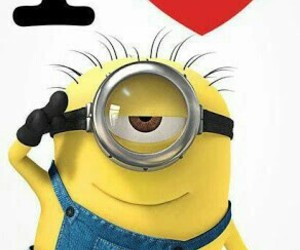 minions and i love minions image