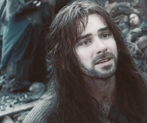 the hobbit, aidan turner, and kili image