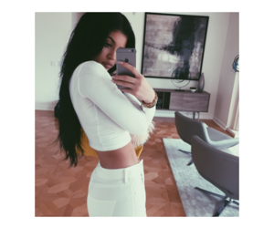 icons, kylie jenner, and kylie jenner icons image