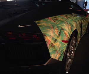 car, luxury, and nike image