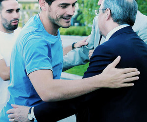 iker, real madrid, and iker casillas image