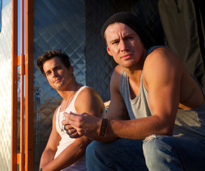 channing tatum, matt bomer, and magic mike xxl image