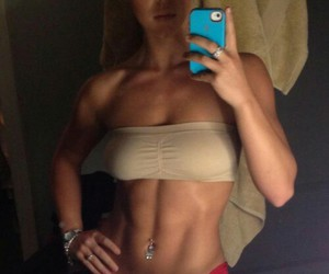 abs, cardio, and clean image