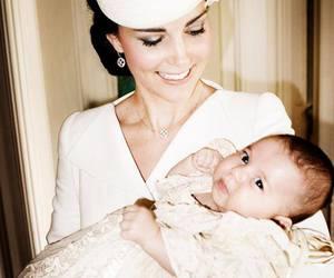 kate middleton, princess charlotte, and princess image