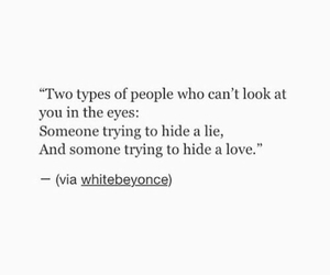 quote, love, and lies image