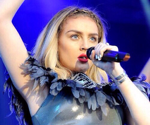 perrie edwards, little mix, and salute image