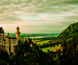 disney, landscape, and Alps image