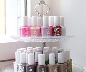 essie, nails, and nail polish image