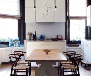 decoration, dining, and dining table image