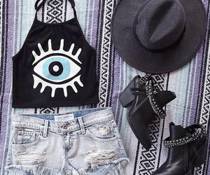 outfit and hat image