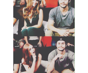 ship, holland roden, and dylan o'brien image