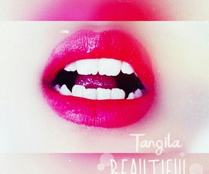 candy, makeup, and lips image