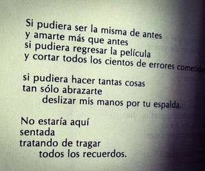 love, frases, and recuerdos image