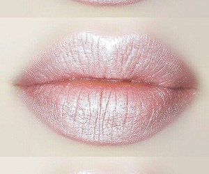 lips, pastel, and pink image
