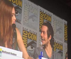 comic con, teen wolf, and 2015 image