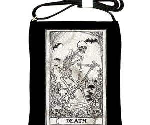 goth, gothic, and tarot image