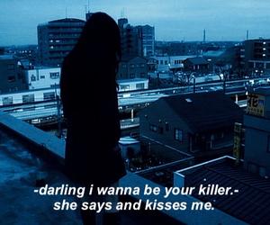 bad girl, Darkness, and darling image